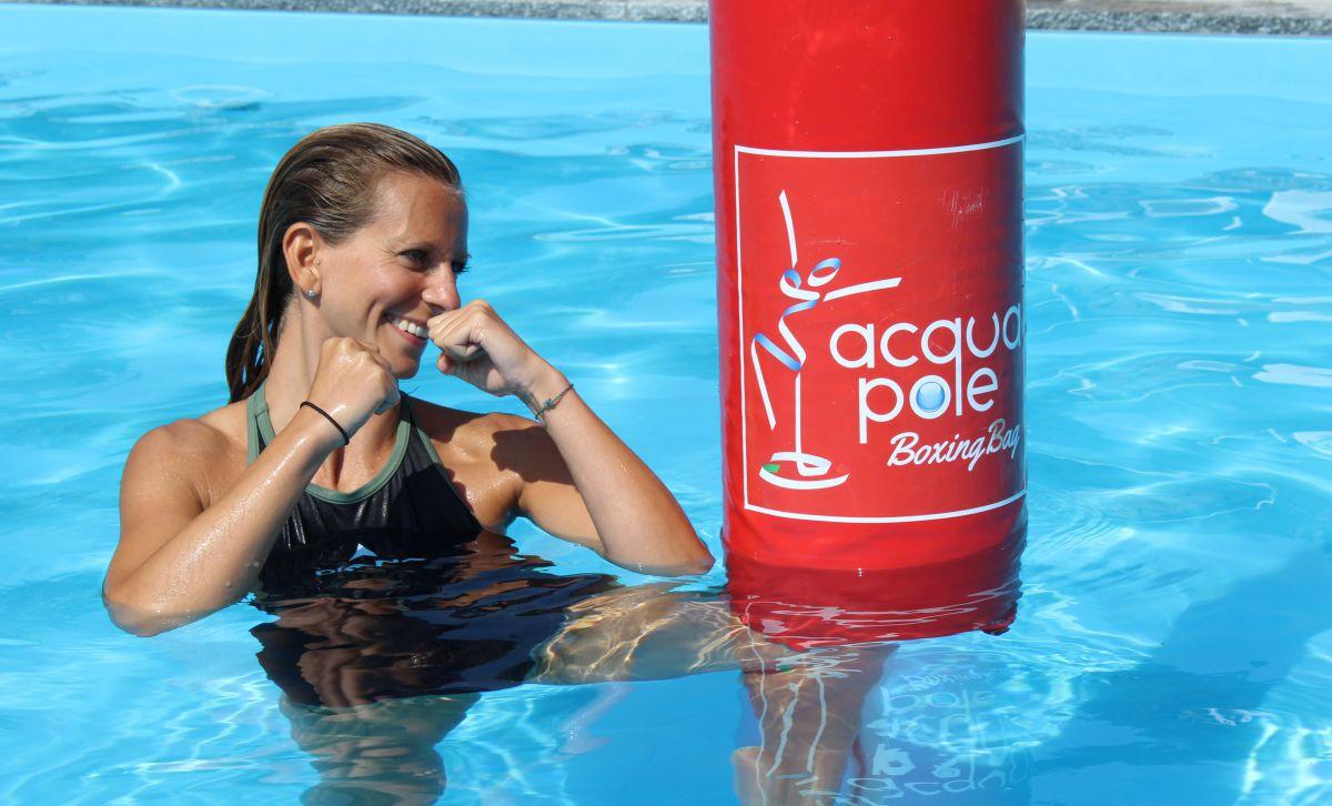 Aqua kickboxing dla wszystkich grup wiekowych i wagi