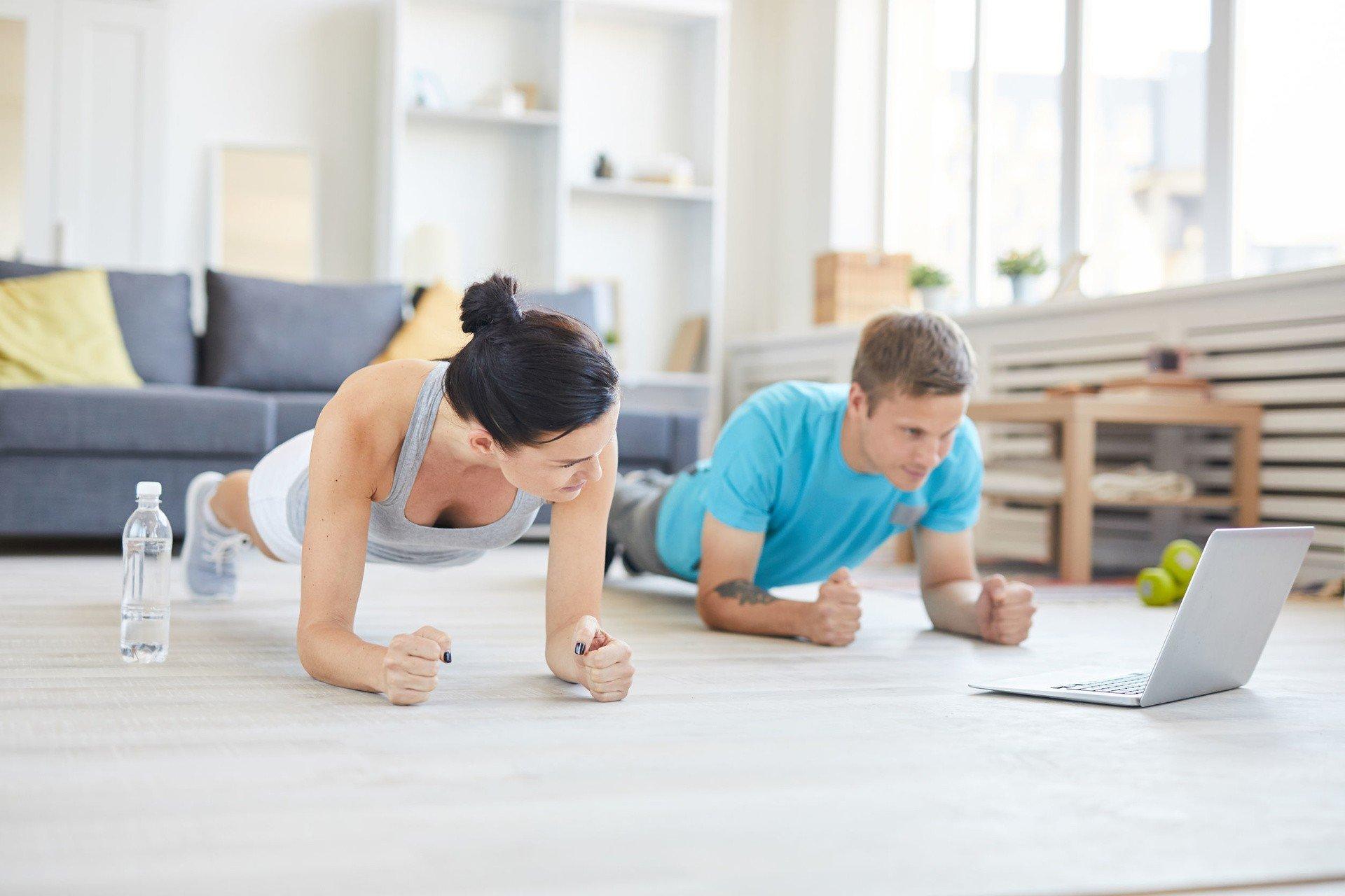 Nauka motywowania się do regularnych ćwiczeń