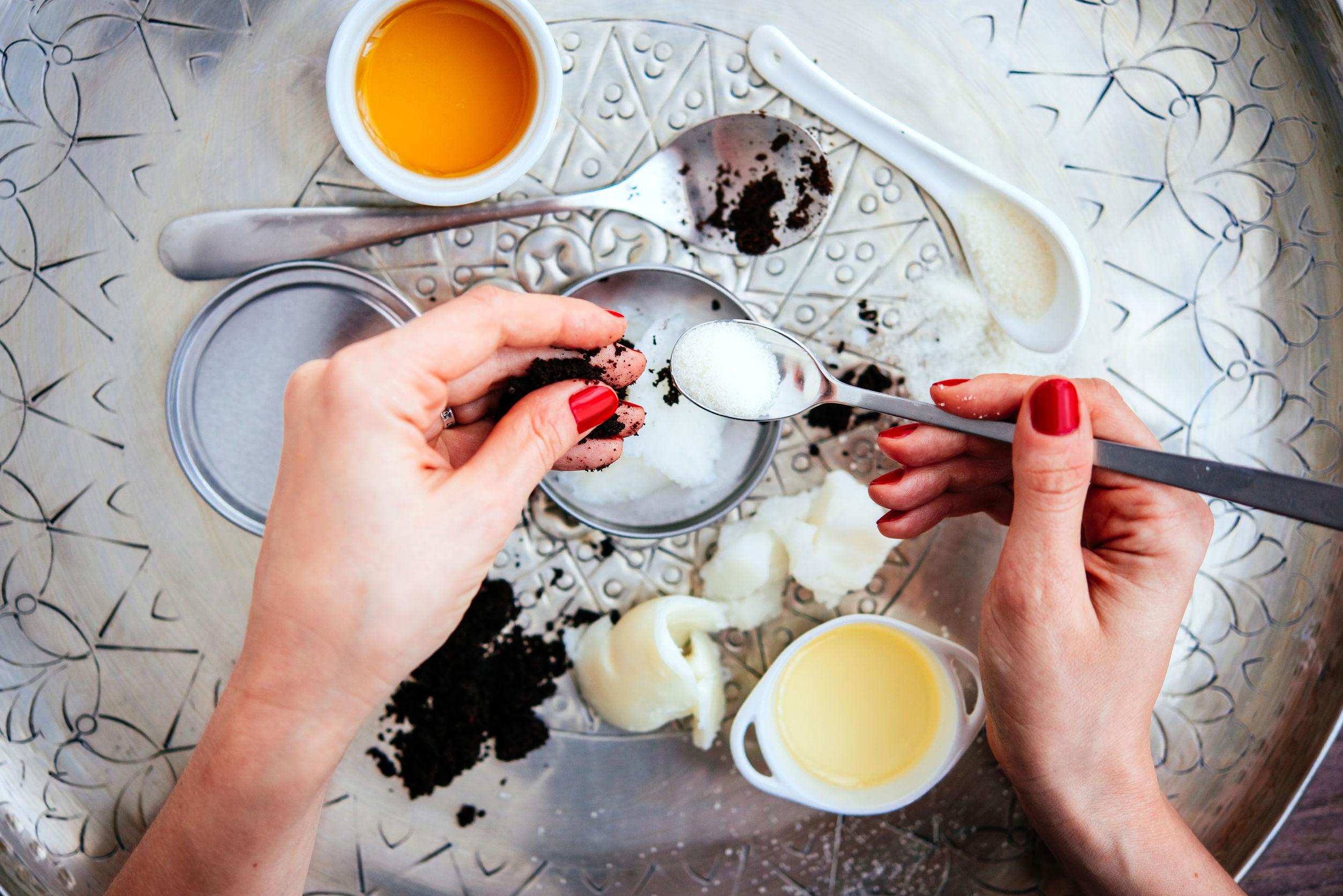 Peeling do skóry – najlepsze przepisy